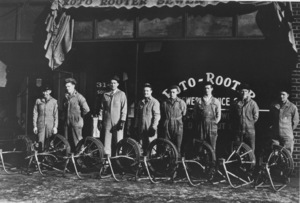 Des Moines Plumber History