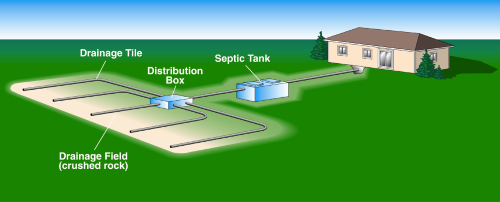 Pipe-Defense and Septic Systems